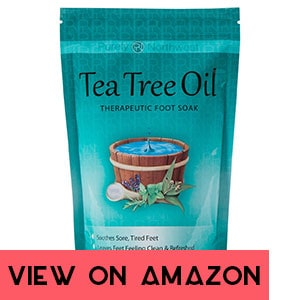 Tea Tree Foot Soak Small Intro