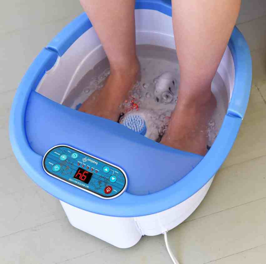 Ivation Foot Spa How It Works
