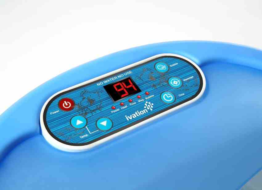 Ivation Foot Spa - Get Hot Stay Hot
