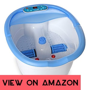 Ivation Foot Spa Small Intro