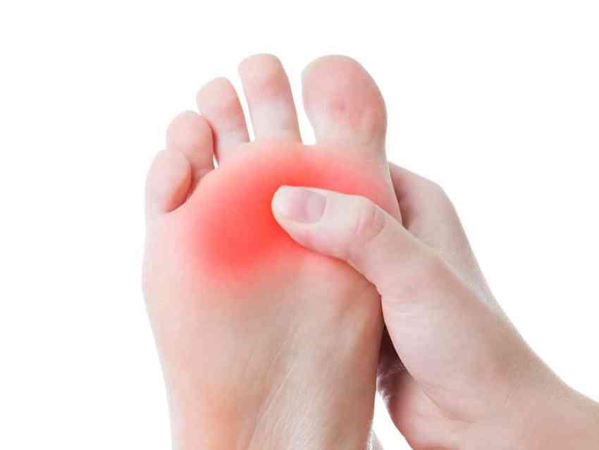 Metatarsalgia Ball of Foot Pain