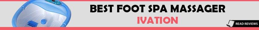 Best Foot Spa Massager