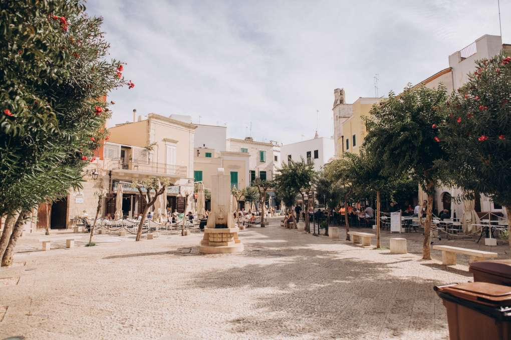what to do in monopoli