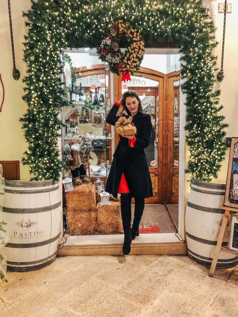 Новый год в Апулии: рождественские ярмарки Европа