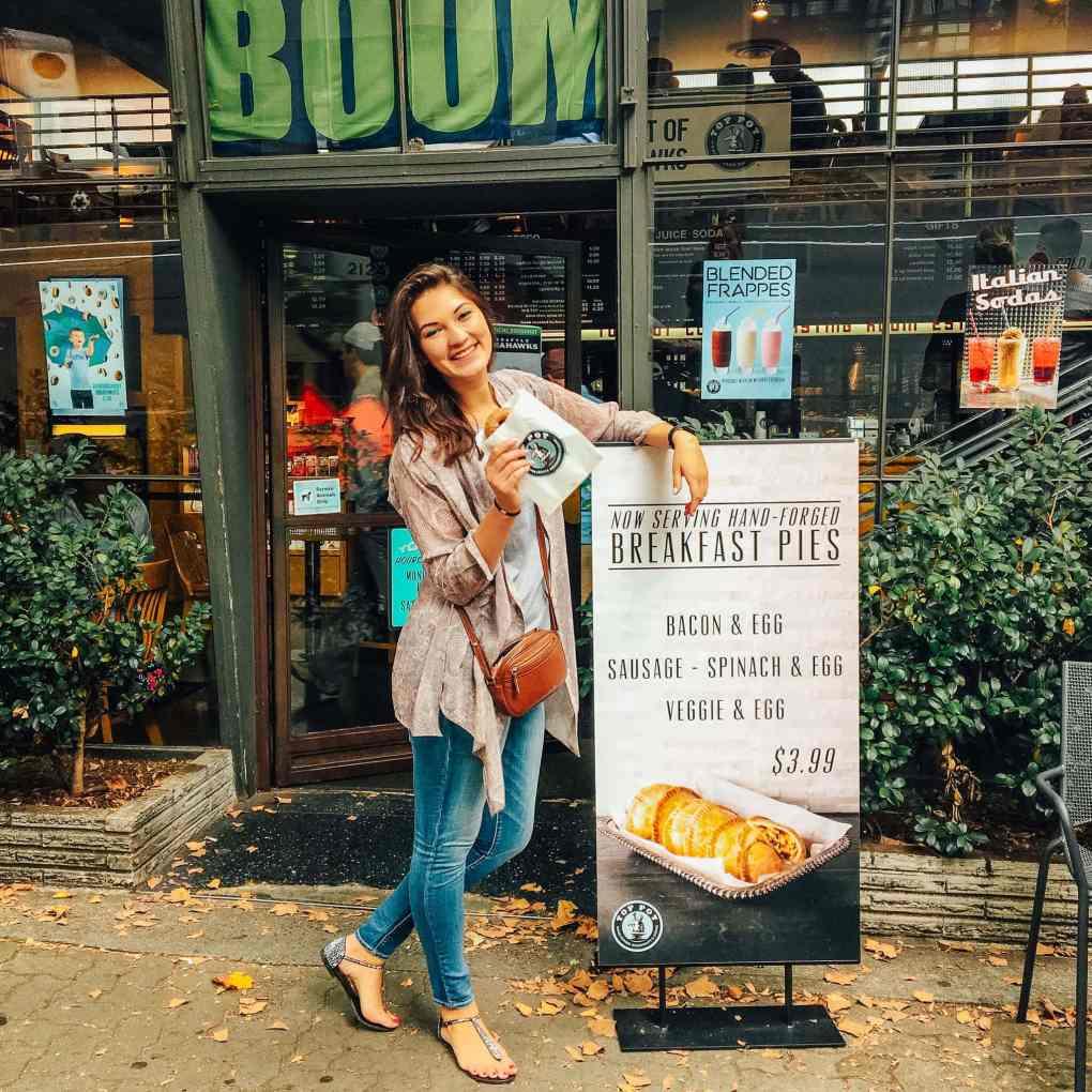 Что успеть за 72 часа в Сиэтле: Pike Place Market, Спейс Нидл & сад Chihuly