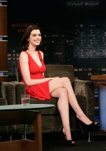 Anne Hathaway Feeture - Sexy Womens Feet