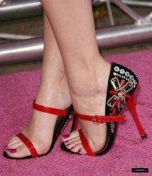 Emma Stone Feeture - Sexy Womens Feet