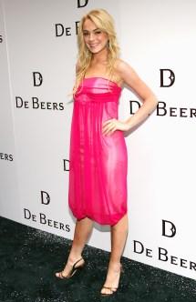 Lindsay Lohan Feeture - Sexy Womens Feet