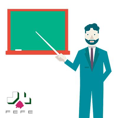 Planes y cursos de formación contínua (materia científica y empresarial) organizados por la Federación Empresarial de Farmacéuticos Españoles (FEFE)