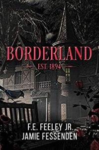 Borderland cover art