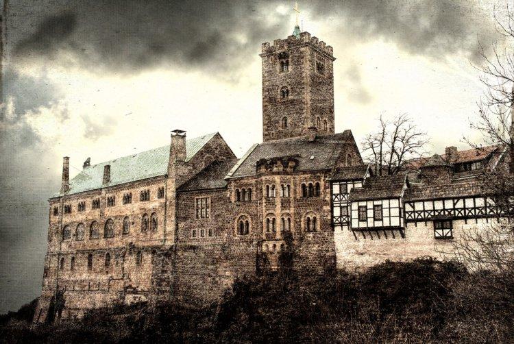 Wartburg in Eisenach - Luthers Rückzugsort