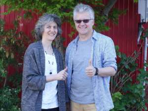 Jörg und Dorothea Eymann, Missionare in Japan