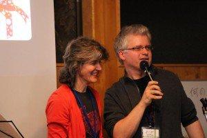 Jörg und Dorothea Eymann, Missionare der FeG FFB in Japan