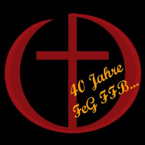 Logo 40 Jahre FeG FFB