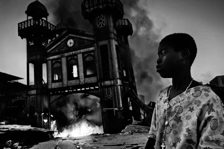 Haiti Aftermath, Riccardo Venturi