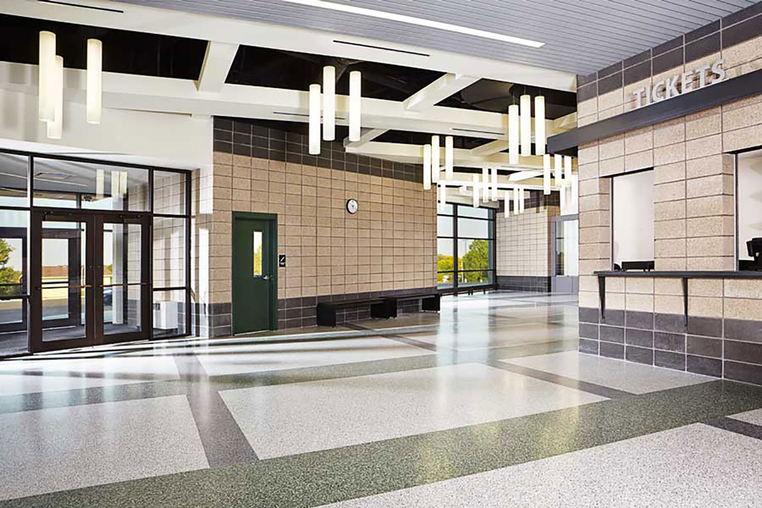 Hempstead High School Feh Design