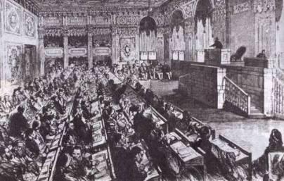 Osmanlı Meclis-i Mebusanı, 1877