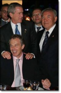 Bush ve Blair İstanbul'da, 28 Haziran 2004