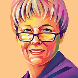 Michele A. Berdy, Rusları bize anlatan hanım
