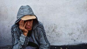 Venezuelalı karar kara düşünüyor