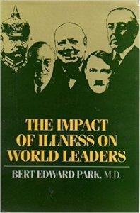 Dr. Park, 'dünyayı hasta liderler yönetti' diyor...