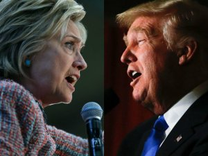 Hillary 68... Trump 70... İkisi de yaşlı...