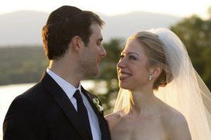 Chelsea Clinton ve eşi Marc Mezvinsky