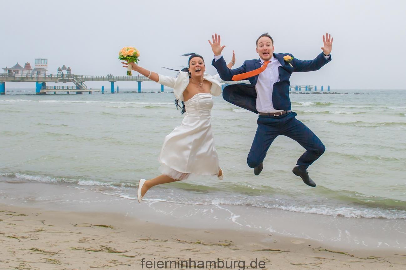 Hochzeitsfotograf Hamburg  FEIERNINHAMBURGDE