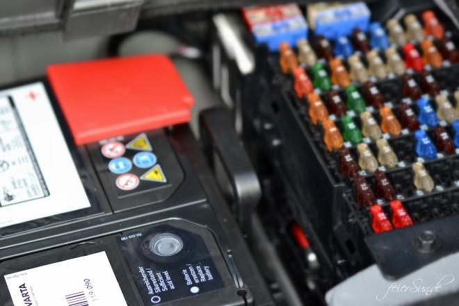 Was das Leben uns manchmal lehrt VARTA Batterie gefunden