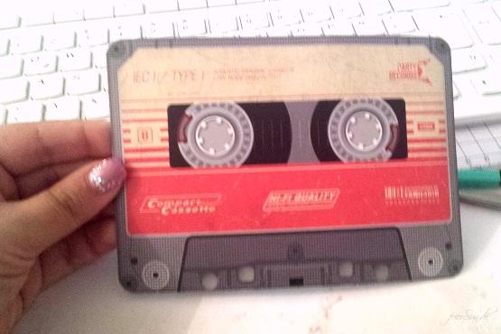 Kassette als Geldgeschenk Einladung ein DiY Geldgeschenk für Musikfans