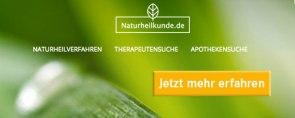 feierSun.de berichtet über Naturheilkunde.de und was sie von der Heilung aus der Natur hält.