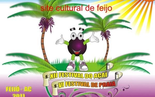 Veja como foi o 12º Festival do Açaí em Feijó