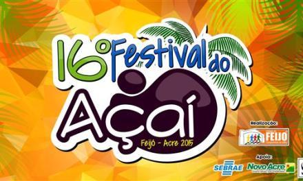 Contagem regressiva para o 16º Festival do Açaí