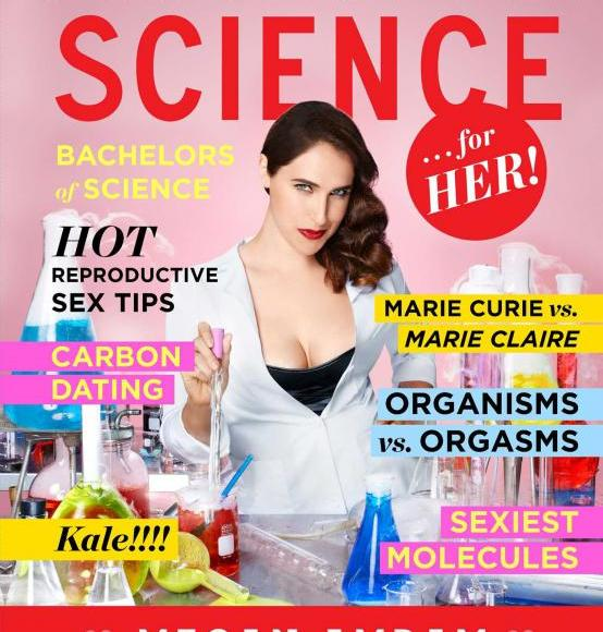 #research: Science. FOR GIRLS!