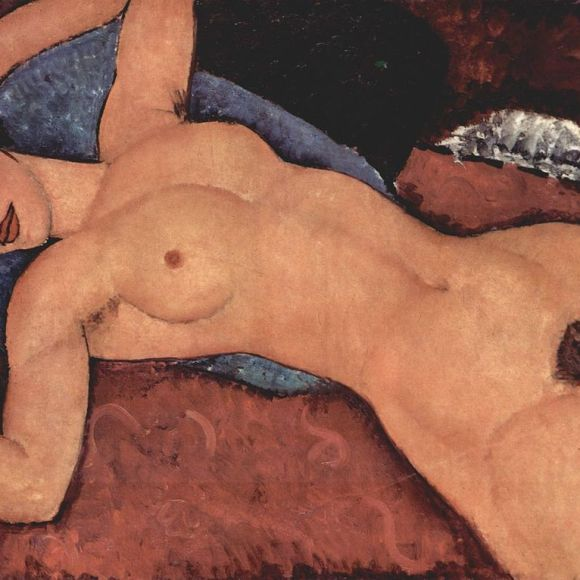 #womenslives: 32 Times Art History Proved Body Hair Is Beautiful
