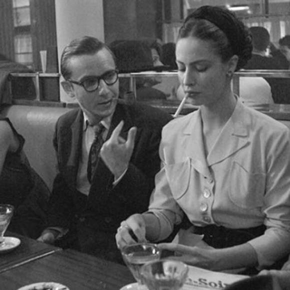 #anonymouswasawoman: #HERstory: simone de beauvoir, jean paul sartre