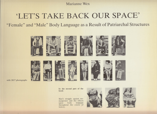 "► Ⅱ Possibly the most exhaustive study of ""manspreading"" ever conducted – @socimages"