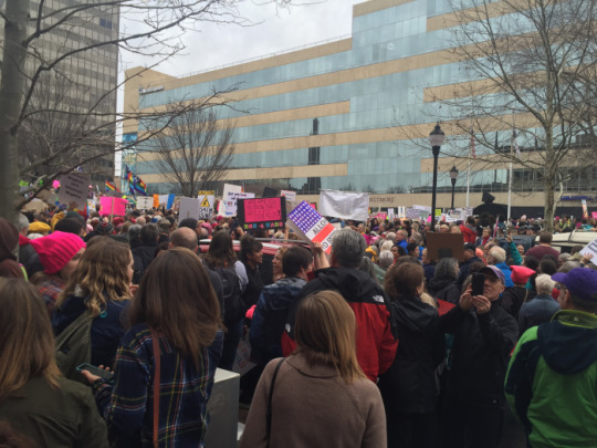 """#vivelafeminism: """"I am marching because I am a mother, I am a sister, I am a daughter…"""" #WhyWeMarch #WhyIMarch #WomensMarch"""