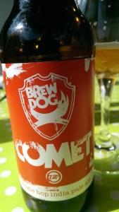 Mein Favorit: Brewdog Comet