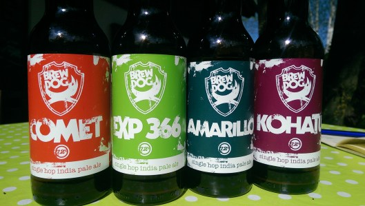IPA is Dead Serie von Brewdog