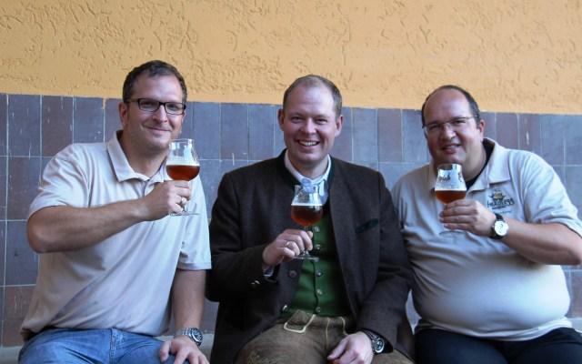 Das Headless Brewing Team