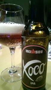 Xoco IPA von Mashsee Brauerei aus Hannover