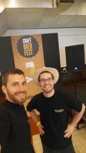 Simon und Jürgen von Craft Country