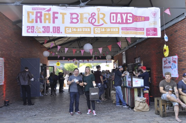 Craft Beer Days in Hamburg