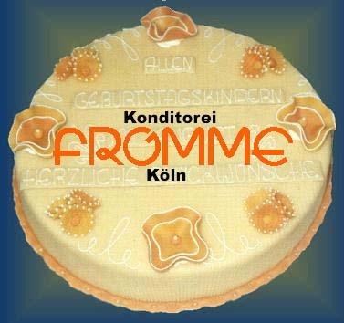 Geburtstagstorten  Torten  Konditorei Konfiserie Cafe