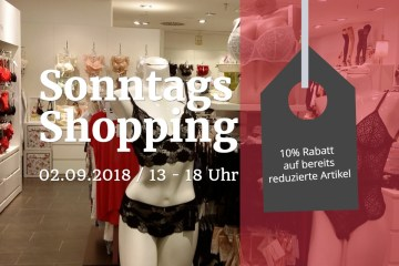 sonntags-shopping september 2018