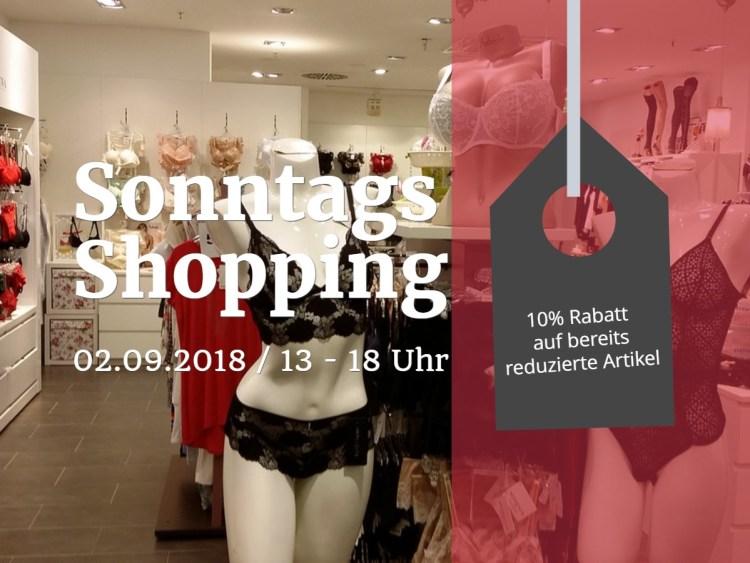 sonntags-shopping september 2018