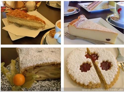 Im 7. Kuchen- und Tortenhimmel: Kurcafé Inzell