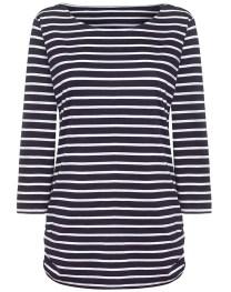 Breton Top in Navy/White, £48.00 from ME+EM