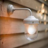 Barn lamp - clay, £45.00 from Willow & Stone